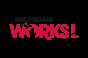 Michigan Works logo