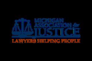 Michigan Association of Justice logo