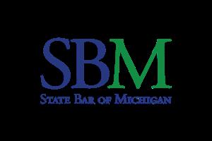 State Bar of Michigan logo
