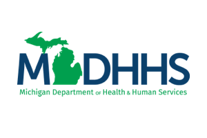 Michigan Department of Health and Human Resources logo
