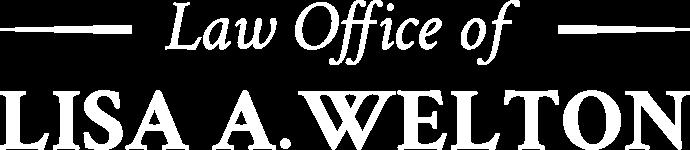 Law Office of Lisa A. Welton's Logo